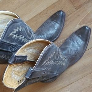 Old West Brand Western Boots